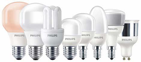 świetlówki kompaktowe Philips